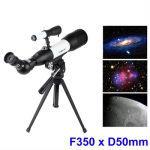 F350 x D50 Astronomical Telescopes (Maximum length: 500mm, Stents maximum height: 400mm