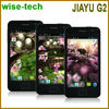 In stock! Wholesale 4.0'' JIAYU G2 phone Android 4.0 MTK6577 Dual Core