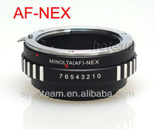 Lens Adapter For Minolta MAF AF Lens to Sony NEX Camera Photography