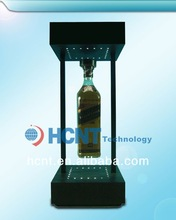 New Technology ! Magnetic Levitating Promotion Display stand, promotional magnifier