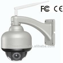pan tilt wifi ip camera outdoor wifi waterproof 720p wireless Ip66 ir cut 3xoptical zoom super zoom wireless