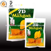 Customized plastic fresh fruit pouch