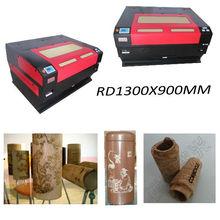 model RD 1390 80W stone/ monument engraving machine