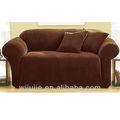 camurça trecho equipado capas para sofás