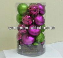 wholesale shatterproof christmas ball ornaments
