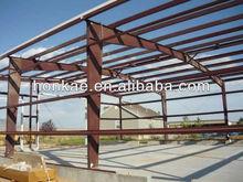 Light steel frame warehouse prefabricated building/workshop