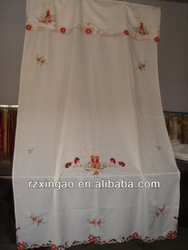 window polyester curtains