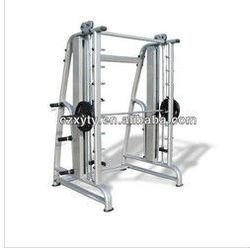 Commercial Gym Equipment , Smith Machine Counterbalanced (Q25)