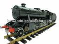 británico 8f modelo de juguete tren locomotora de vapor vivo