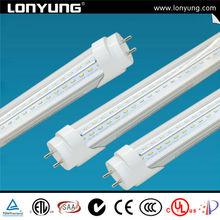 v type t8 led tube lights etl fluorescent natural white 4000k