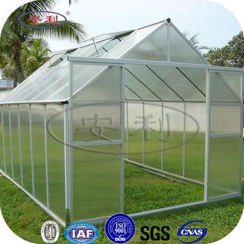 solar plastic 4mm polycarbonate sheet greenhouse