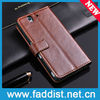 HOT wallet case for sony xperia z case luxury leather case