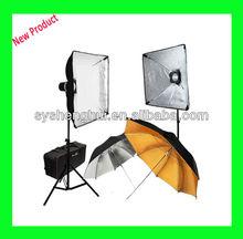 nuovo prodotto 400w fotografia di studio flash luci strobo kit