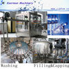 Automatic 3-In-1 PET bottle spring water filling unit/line/machine/system