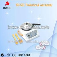 BR-503 skin care wax machine/electric waxing machine/paraffin wax master