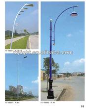 LED single arm road light