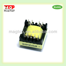 High frequency high power transformer supply & EF25 Series High Frequency Pulse transformers resistance welding transformer