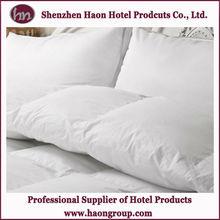 luxury hotel white duck down fill duvet wholesale