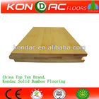 Bamboo manufacturer, CE, natural/carbonized horizontal solid bamboo floor