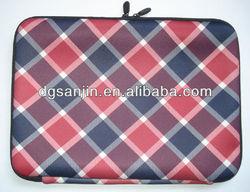 fashion neoprene laptop sleeves/tablet case