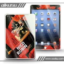 Clear screen protector for iPad mini 3~4H anti-scratch
