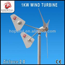 1KW low wind power generator