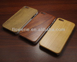FL1511 GuangZhou 2013 NEW real natural wood case for iphone 5