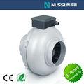 Venta caliente 5 pulgadas en línea del conducto de baño ventilador( djt12u- 35p)