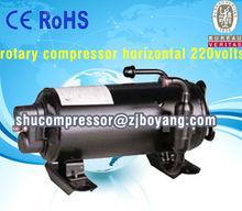 Roof mounted Rotary Compressor Horizontal 220volt 110volt for Recreational Vehicles Motor Homes Camper Vans Caravans