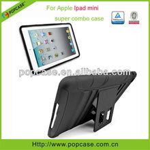 Hybrid defender belt clip case for ipad mini