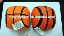 stuffed balls of basketball for children
