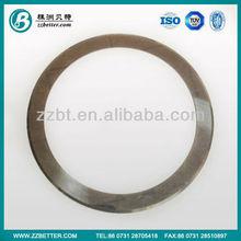 YG6X solid tungse carbide circular roller cutting blade