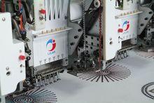 LJ-sequin machine embroidery