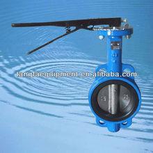 10k center line wafer type butterfly valve dn250