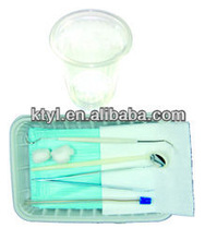 disposable dental hand kit