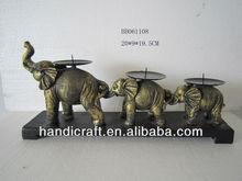 candlestick elephant decoration gift