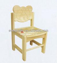 Kindergarten/Nursery/Preschool kids Solid Wood Chair