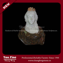 Belle main marbre sculpté bustes