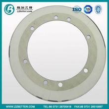 tungsten carbide circular blade with holes