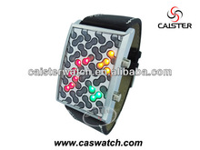 2013 Fashion LED watch with Exquisite Appearance and special design