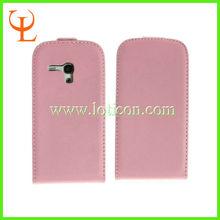 Ultra Slim Case For Samsung Galaxy S3 Mini i8190 PU Leather Case