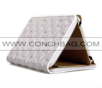CONCHBAG!high quality rotating case for ipad mini3