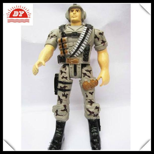 Ordu asker plastik oyuncak askerler boyama karikatür oyuncak asker