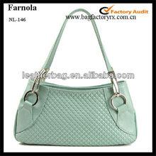 2015 trendy leather handbags handmade shoulder bag women handbags