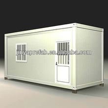 High cost-effective low price customized design prefabricated modular log cabin kits for rent house