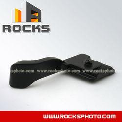 Pixco Thumbs Up Grip TU-100B for Canon M Fuji FX Panasonic Olympus Pentax Q Samsung Micro DSLR Camera (Black Color)