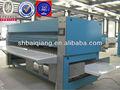 Mesa, Roupas, Folha de cama automático máquina de dobrar, Industrial máquina de pasta de