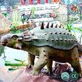 parque de los dinosaurios dinosaurio realista modelo