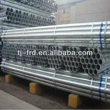 ASTM A53 GR.B Hot dipped galvanized large diameter tube