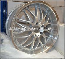 High-performance wheel alloy